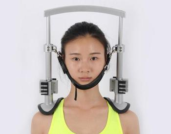 High Quality Family Neck Cervical Traction Apparatus Fixed Tension Air Pillow Neck Hung Holder Support Around The Neck