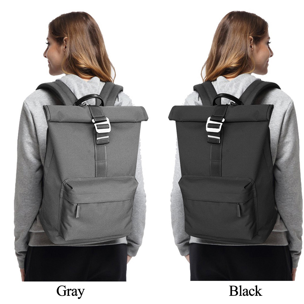 WIWU Laptop Backpack 15 inch Anti theft School Backpacks Male Waterproof Laptop Bag 15 6 for Teenager Girls Traveling Backpack in Laptop Bags Cases from Computer Office