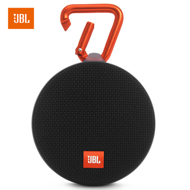JBL Clip2 Wireless Bluetooth 4.2 Speaker Portable IPX7 Waterproof Outdoor Potable Speakers Rechargeable Battery with Hook 3.5mm