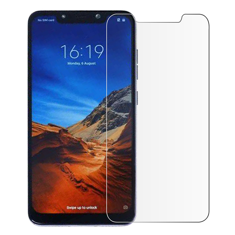 9H 2.5D Tempered Glass For Xiaomi Mi8 SE Mi A1 8 Lite 8 Pro Mi5X Mi6X Pocophone F1 Redmi 6 Pro Screen Protector Toughened Film