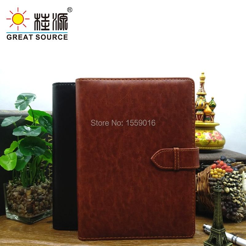 Leather Binder Folder For A5 Planner 4 Pcs Per Lot
