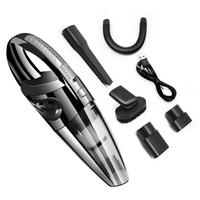 USB Charger Car Vacuum Cleaner Wireless Car Dry And Wet Vacuum Cleaner Household Dual Use Handheld Vacuum Cleaner