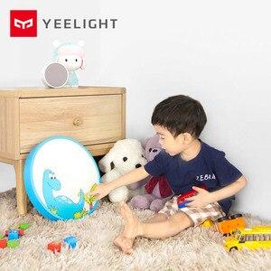 Image 3 - Youpin Yeelight Led lampa sufitowa wersja dla dzieci Bluetooth sterowanie przez Wifi Ip60 pyłoszczelna lampa sufitowa inteligentna dioda led lampy sufitowe