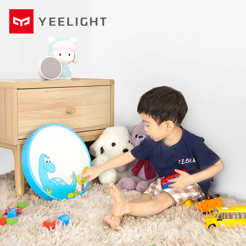 Image 3 - youpin Yeelight Led Ceiling Light Children Version Bluetooth Wifi Control Ip60 Dustproof ceiling light Smart led ceiling lights-in Ceiling Lights from Lights & Lighting