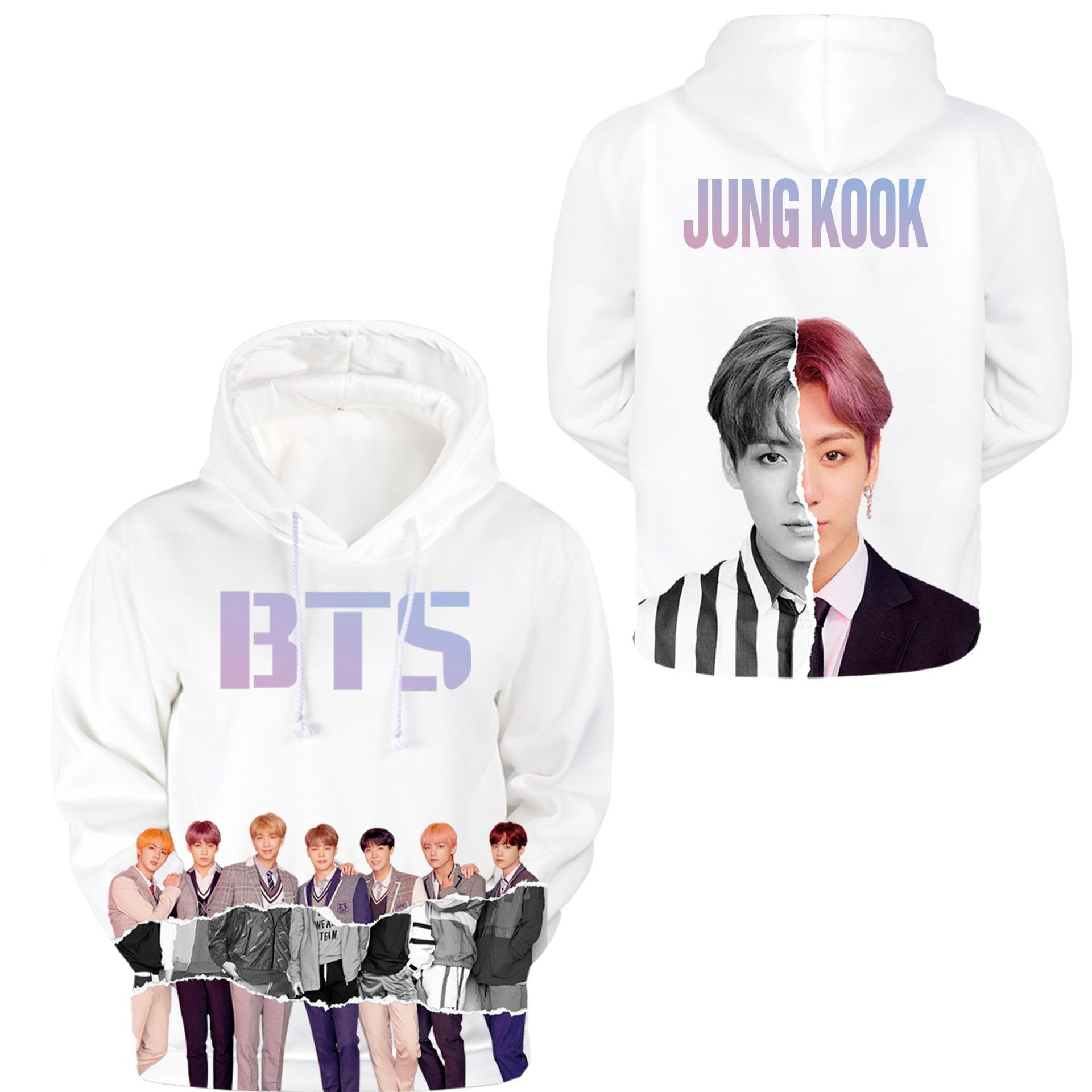 Men's Accessories K-pop Bangtan Boy Love Yourself Concert Support Hand Banner Fabric Hang Up Poster Arm Warmers Jin Jimin Suga Jungkook Hf076 Latest Fashion