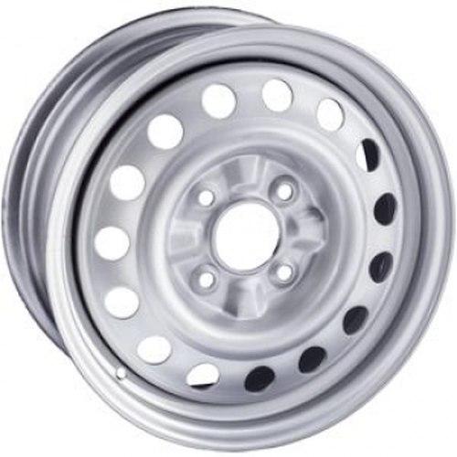 TREBL 5155T 5x14/4x100 ET45 D54.1 Silver trebl 6515 trebl 5 5x14 4x100 d56 6 et39 silver
