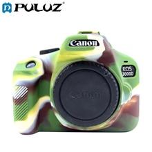 PULUZ Soft Silicone Protective Case for Canon EOS 3000D puluz