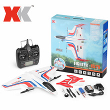 WLtoys XK520 RC Airplane Foam Glider 6 Channels Brushless Vertical Take Off Stunt Aerocraft Big Remote Control Aircraft Model