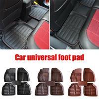 Custom car floor mat for Volkswagen All Models vw passat b5 6 polo golf tiguan jetta touran touareg car styling auto floor mat29