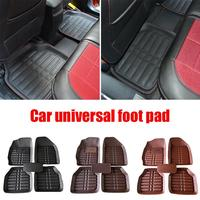 Custom car floor mat for Volkswagen All Models vw passat b5 6 polo golf tiguan jetta touran touareg car styling auto floor mat29