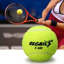 Уличные спортивные теннисные мячи, беспрессованные теннисные мячи с сетчатым мешком, резиновые мячи для тренировок, теннисные мячи, игрушечные мячи для домашних животных
