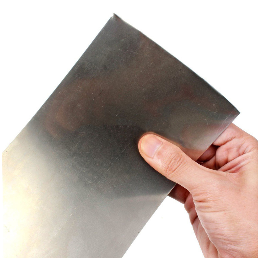 1Pcs High Purity Thin Sheet Nickel Plate Foil 0.3*100*200mm Metal Industry