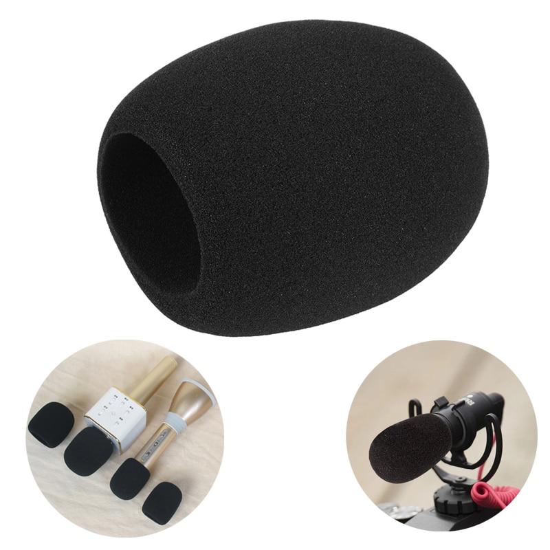Sponge Foam Microphone Cover Filter Windscreen Shield  For BlueYeti Condenser Voice USB Mic Windshield Mic Covers