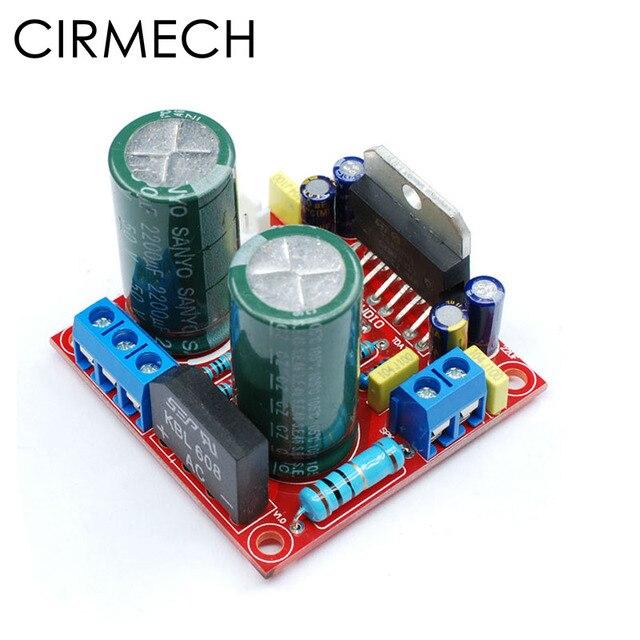 CIRMECH AC12 32V einzigen kanal TDA7293 100 HIFI Audio Verstärker Board diy kit und Montiert bord
