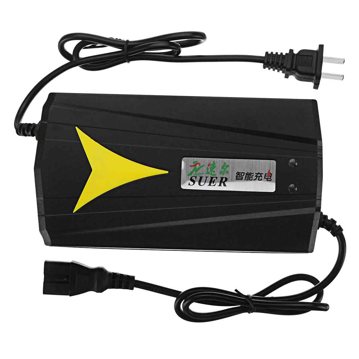 72V 2.5Amp 20AH Battery Charger Li-on Battery For Electric Bikes Scooters