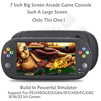 HaoLongGCP Handheld 7 inch with 1500 Games 2