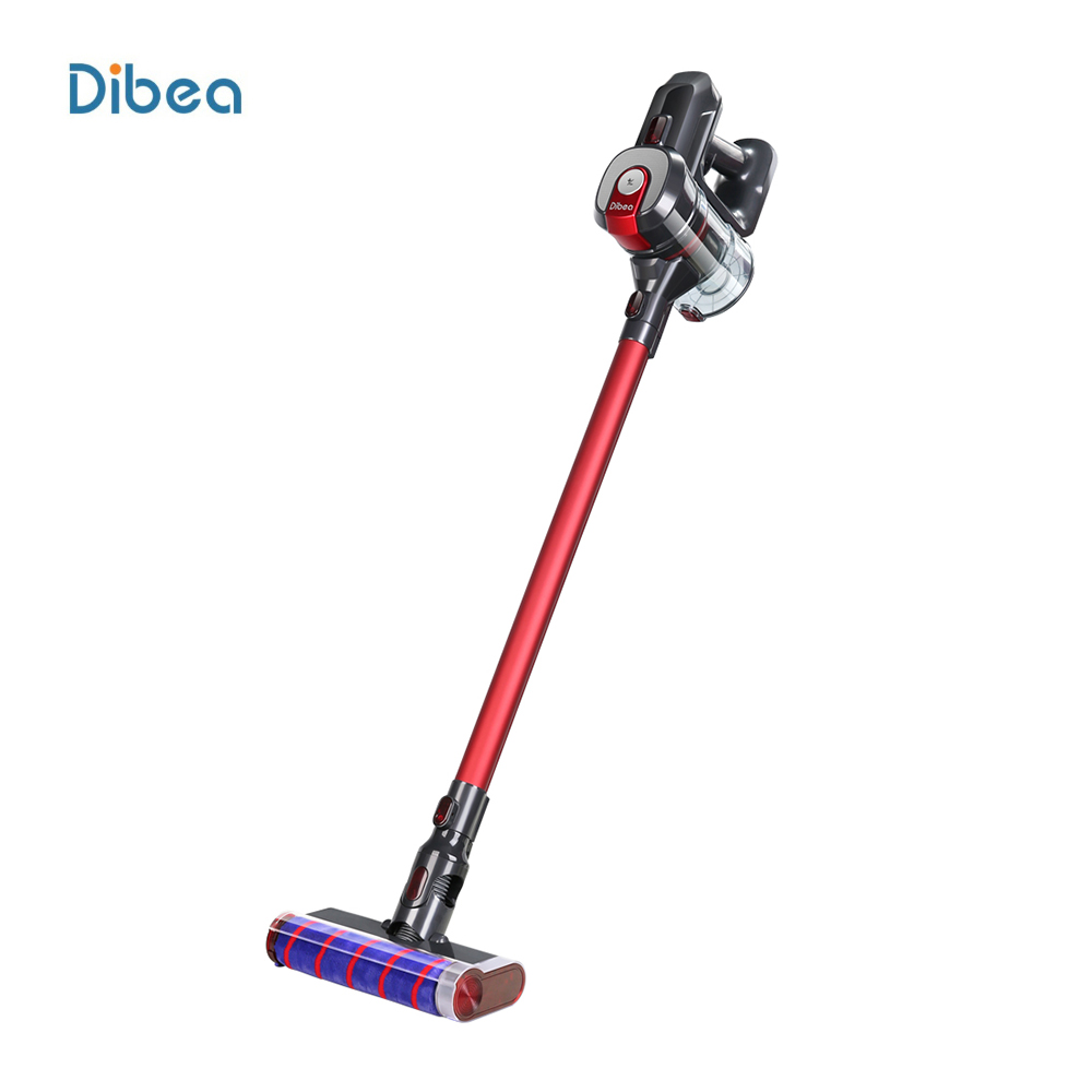 buy dibea d008pro 2 in 1 vacuum cleaner handheld wireless strong suction vacuum. Black Bedroom Furniture Sets. Home Design Ideas