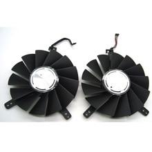 Neue DC12V 0.60A DAPA0815B2UP001 DAPA0815B2UP004 Grafikkarte Fan Für NVIDIA GeForce RTX 2080 RTX 2080Ti Gründer Edition