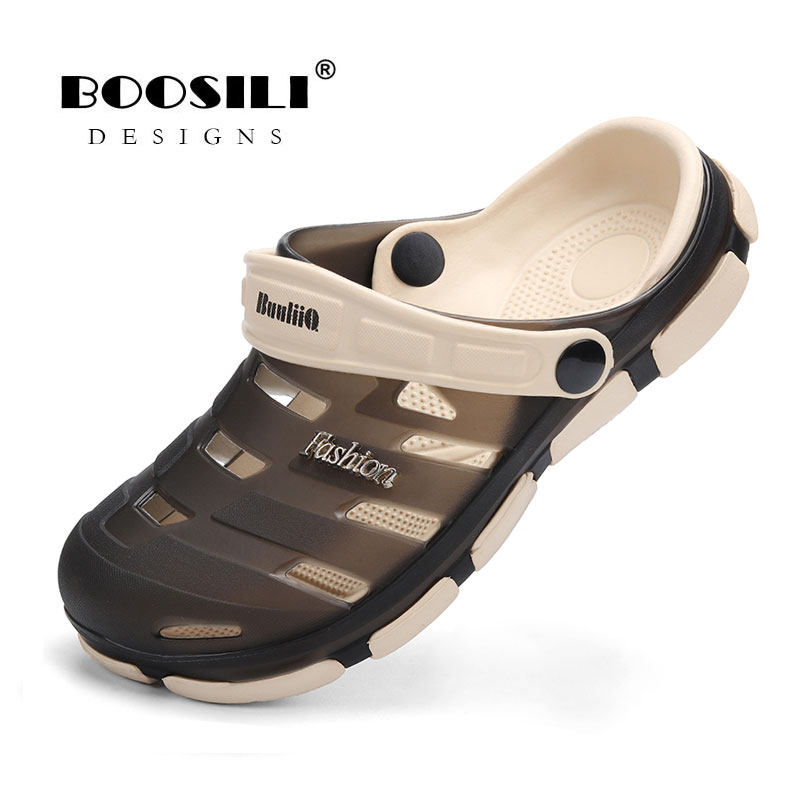 2019 New Arrival Special Offer Pu Slip-on Sandals Sapato Feminino Boosili Big Boy Garden Shoes Casual Girl Style Sandals Womens