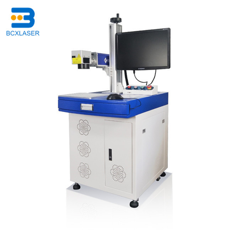 1064nm Fiber / Mopa / JPT Laser Marking Machine For Metal / Gold / PCB / Stainless Steel / Surgical Instrument Engraving