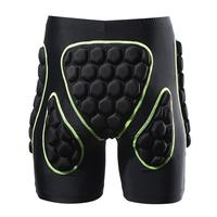 Men Casual Protective Padded MTB Cycling Shorts for Skiing Snowboarding