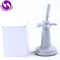 4 Pieces OFF White OR Black Training Heads Clamp Holder for Display Wigs Training Mannequin Heads Stand