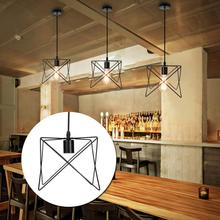 luminaria E27 Retro Style Pendant Light Antique Pipe Lamp Fixture for Study Cafe Bar Hallway pendant lights цена