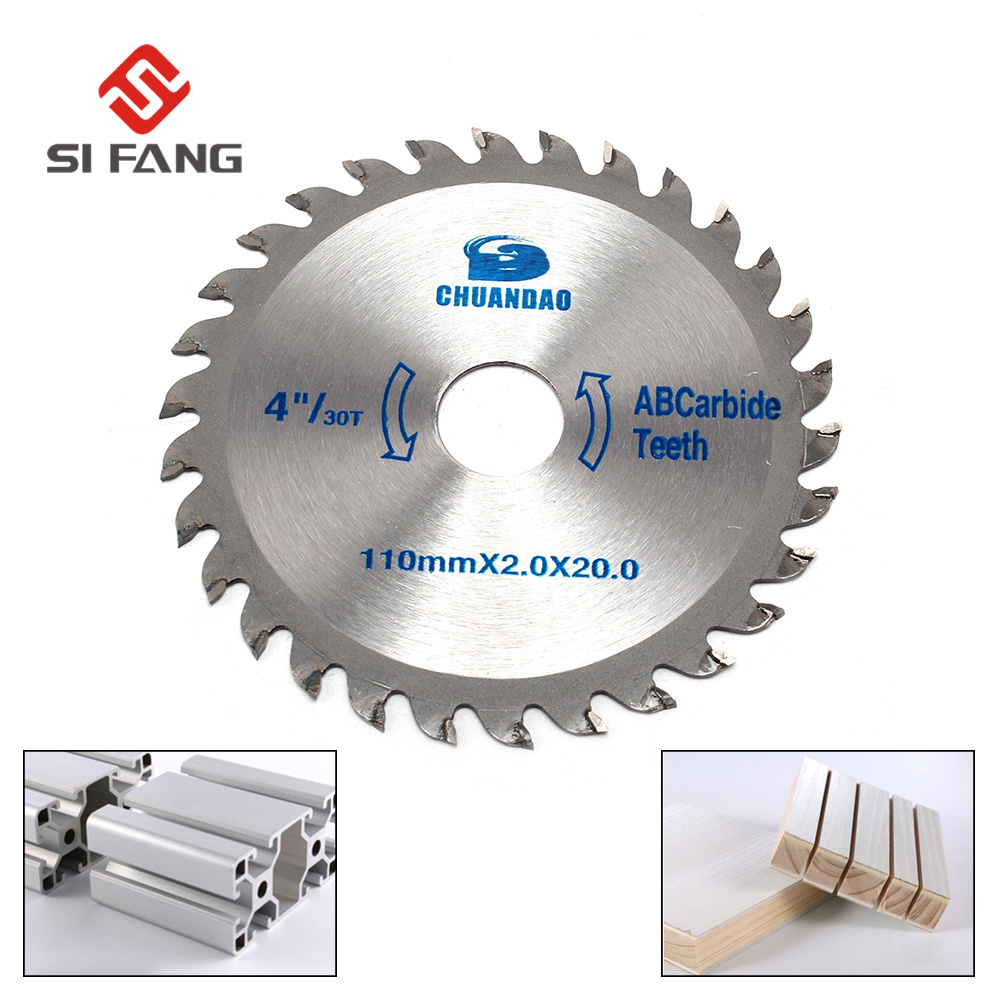 SI FANG 2Pcs/4Pcs/6Pcs 110mm(4