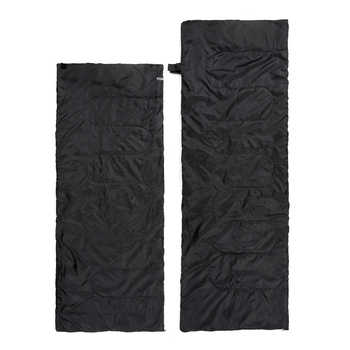 TOMSHOO 2 Person Winter Sleeping Bag Cold Temperature Double Sleeping Bag Outdoor Camping Hiking Sleeping Bag with 2 Pillows