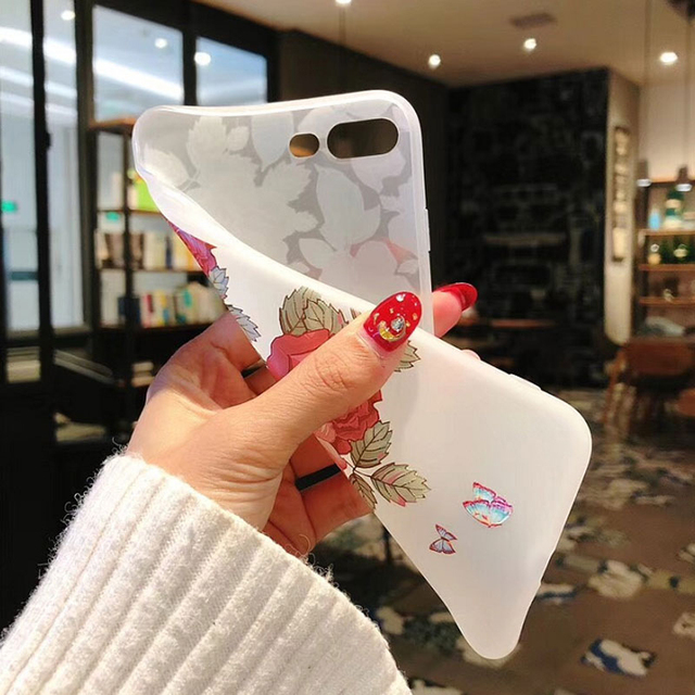 cb6d5a2d7d Lovebay Phone Case For iPhone 6 6S 7 8 Plus X XR XS Max 5 5s SE ...