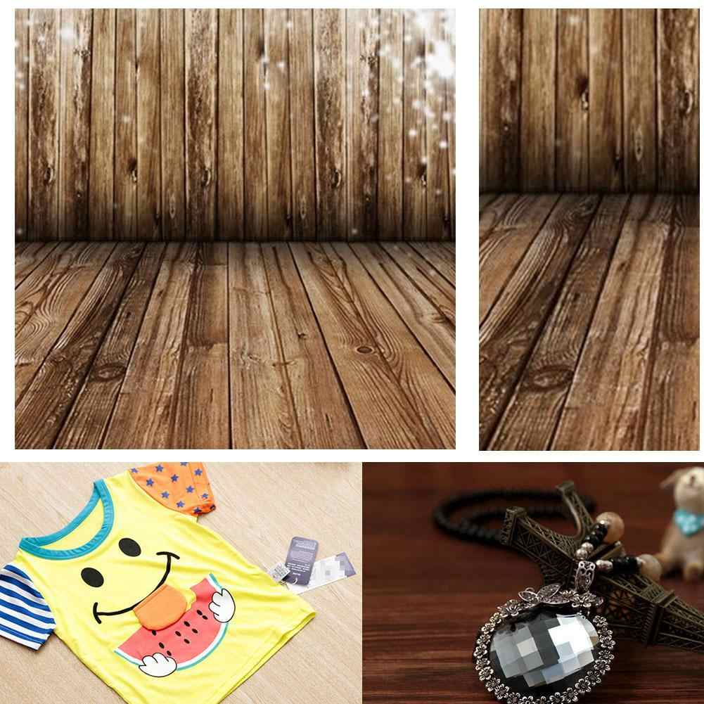 Vintage Wood Grain Photography Backdrop 60*60cm For Newborn Baby Photo Studio Background Photography Backdrops fond photographie