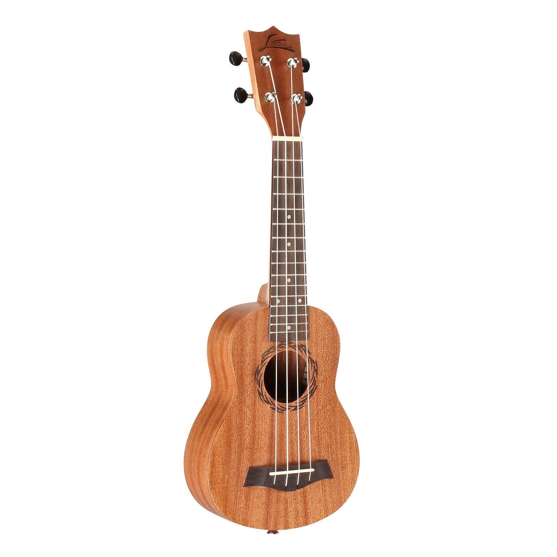 Asson 4 Cordas Concerto Ukulele Guitarra Havaiana Ukulele Sapele Guitarra Instrumentos Musicais