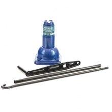 Домкрат STELS 50103 (Высота подхвата 210 мм, подъем на 390 мм, максимальная нагрузка 2000 кг)