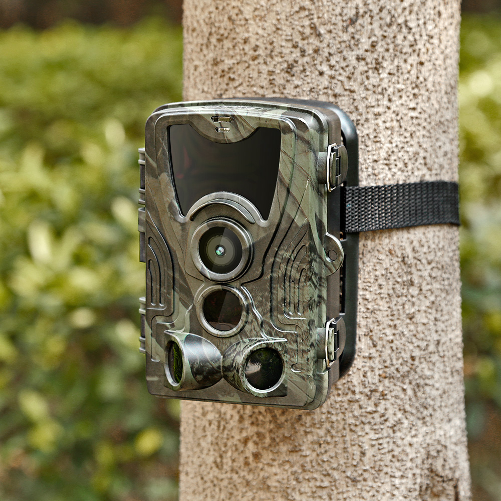 Outlife HC 801A Hunting Trail Camera 16MP 1080P IP65 Night Vision 0 3s Trigger Wildlife Surveillance