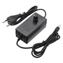 CLAITE 3 12 V 2A/3 24 V 1A AC/DC Adapter Power Adapter Einstellbare Spannung schaltnetzteil
