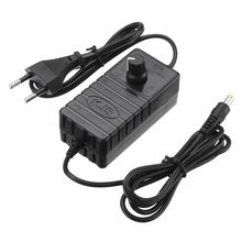 CLAITE 3 12V 2A/3 24V 1A AC/DC Adapter Power Adapter Adjustable Voltage Switching Power Supply