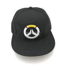 47dce7b3e Overwatch أنيمي لعبة قبعة بيسبول الجنية الذيل/طوكيو الغول التطريز الأصلي  قبعة تصميم للرجال/النساء الملابس و الاكسسوارات