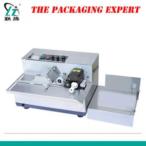 Solid Ink Roll Coding Print Machine Card Plastic Printer Automatic Code Expiry Date Printing Machine Coder MY380F Free Shipping