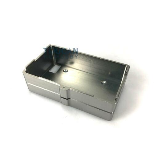 Capo 1 8 RC Metal Equipment Box Lower Housing for JKMAX Rock Crawler Model
