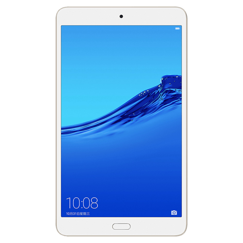 Оригинальная коробка huawei Honor Waterplay 4G ram 128 GB HDL W09 Kirin 659 Восьмиядерный 8 дюймов Android 8,0 планшет Золотая Wifi версия