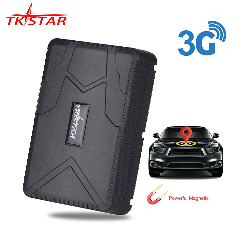 3G GPS Tracker Car Tracker TKSTAR 7800mAh 80 Days Tracker GPS Magnet Shock Drop Overspeed Alarm Voice Monitor GPS Locator Car title=