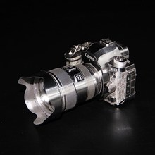 MMZ Модель 3D Металлические Головоломки камера Canon строительные модели наборы DIY 3D лазерная резка головоломки игрушки для взрослых