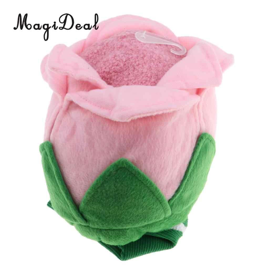 MagiDeal Новинка роза цветок универсальная Гольф деревянная клюшка крышка головы Защита головные уборы аксессуары