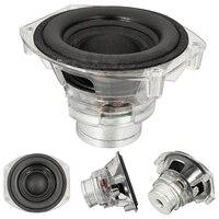 3Inch Audio Subwoofer Speaker 30W 4Ohm Full Range Speakers Steel Magnetic Loudspeaker DIY Woofer Speaker Subwoofer