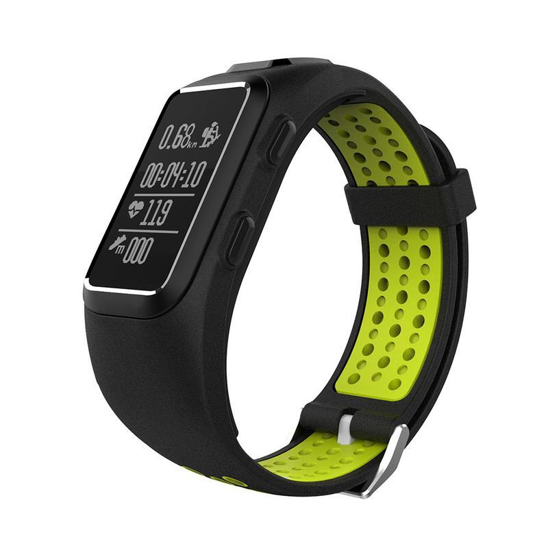 Db10 nouveau GPS positionnement surveillance de la fréquence cardiaque Bracelet intelligent étanche étape comptage SMS appels rappel - 3