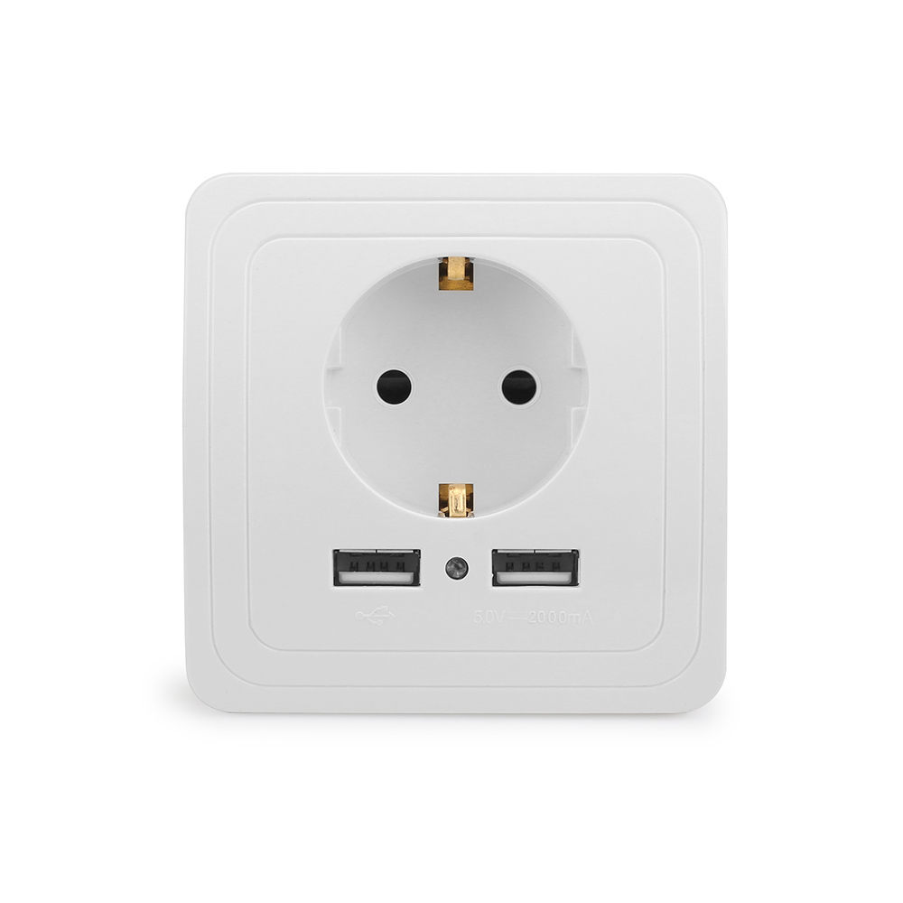 Wholesale Saipwell Ip67 Electric Socket Waterproof 3p 2p E 16a Cee Industrial Connector 32a 4p Ip44 China Mainland Electrical Usb Port Wand Ladegert Adapter Lade 2a Eu Stecker Buchse Power Outlet Panel