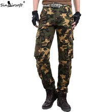 Mens Baggy Tactical Camo Camouflage Pants Overalls Men Thick Warm Cargo Pants Casual Many Pockets Trouser Fashion Worker Male