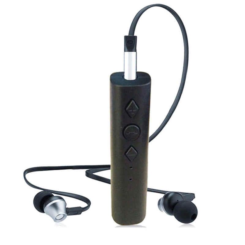 OPQ-Беспроводной Bluetooth аудио приемник 3,5 мм для автомобиля, сертификат качества ce и gs комплект Бесконтактный для музыки с адаптером Aux для Динамик наушники для телефона Mp3