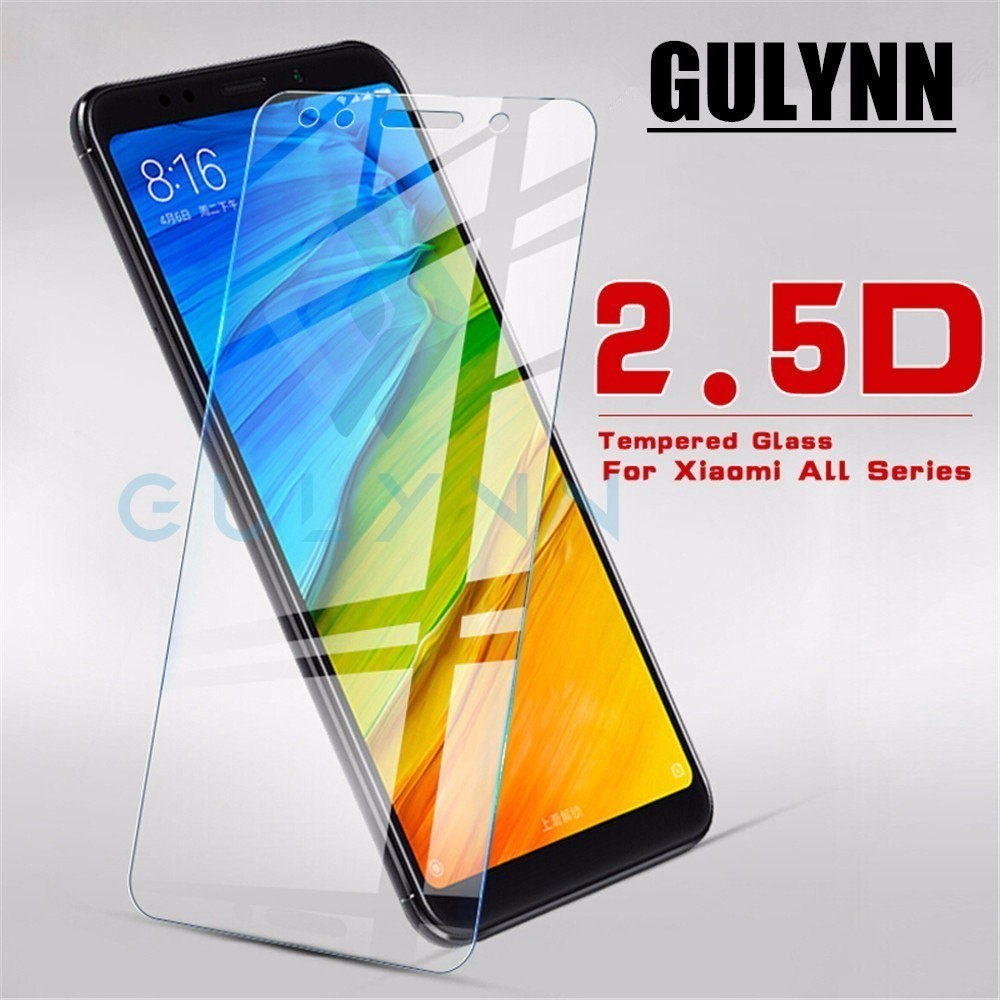 0 3mm 9H Transparent Clear Premium Tempered Glass for Xiaomi Redmi 4X 7 7A 6A 6 5A 6 Note 7 5 6 Pro Phone Screen Protector Film in Phone Screen Protectors from Cellphones Telecommunications