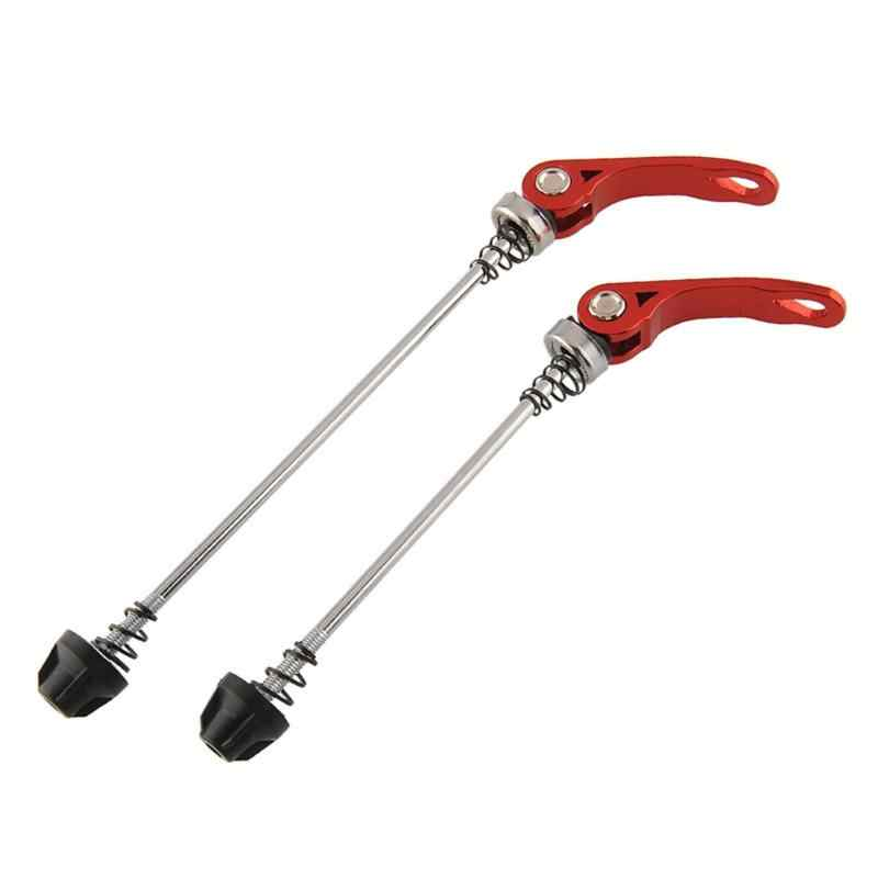 Bike Bicycle Cycling Wheel Hub Skewers Quick Release Bolt Lever Axle Tool1x